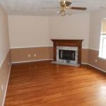 450 Cedar Park fireplace